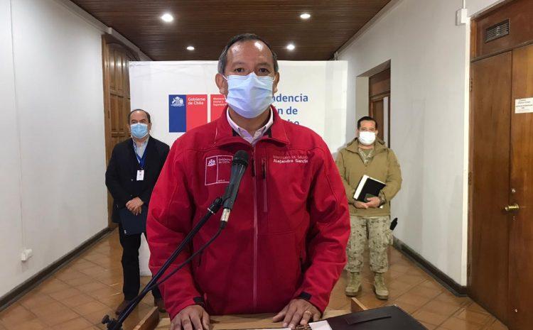 Región de Coquimbo registra una disminución considerables de nuevos casos de Covid-19