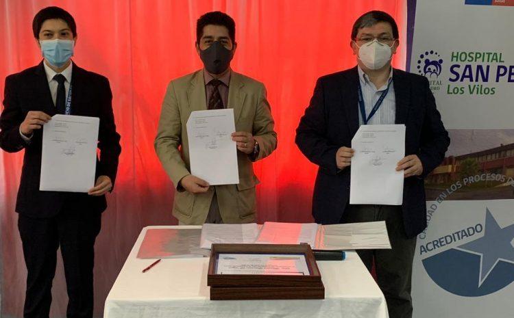 Hospital de Los Vilos presentó a su nuevo director titular