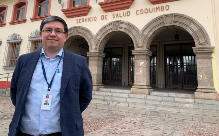 Claudio Arriagada deja la dirección del Servicio de Salud