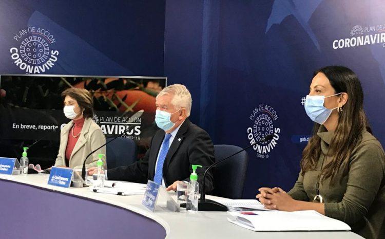 Minsal informó que hubo 2.616 nuevos casos y ya son 317.657 los contagiados con coronavirus