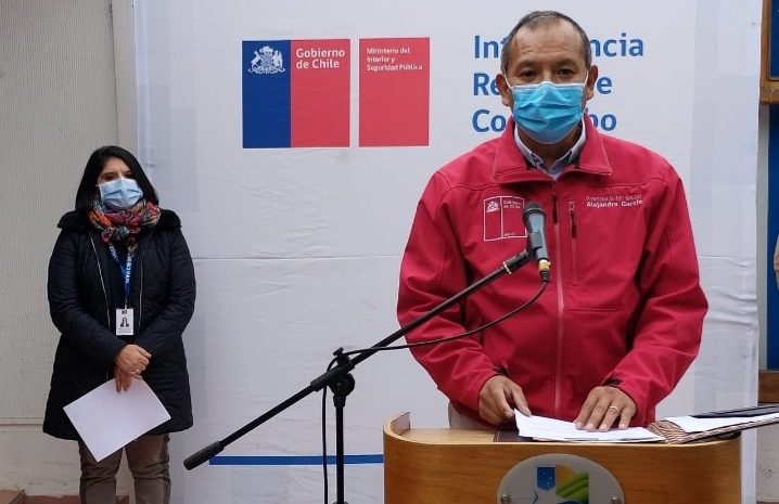 101 casos nuevos de Covid-19 informan en la región de Coquimbo