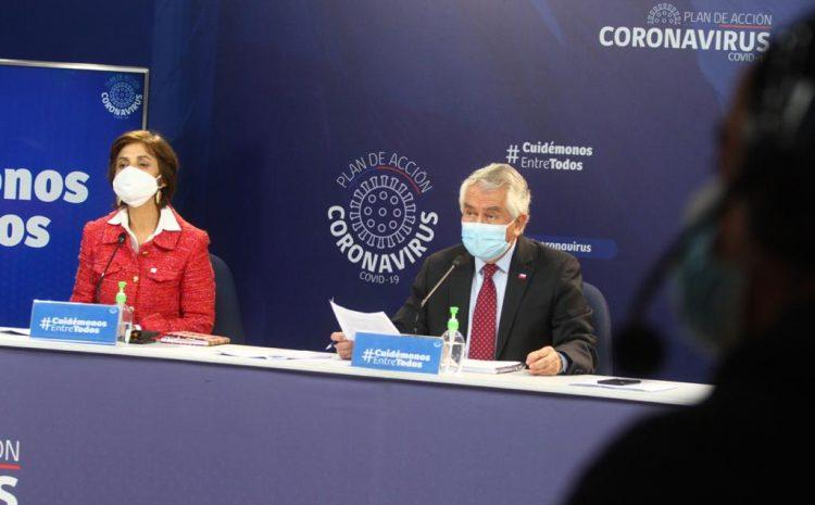 Minsal informó que hubo 3.025 nuevos casos y ya son 298.557 los contagiados con coronavirus
