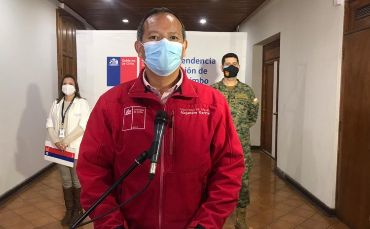 La región registra 3 fallecidos y 173 nuevos casos de Coronavirus; 22 de ellos del Choapa