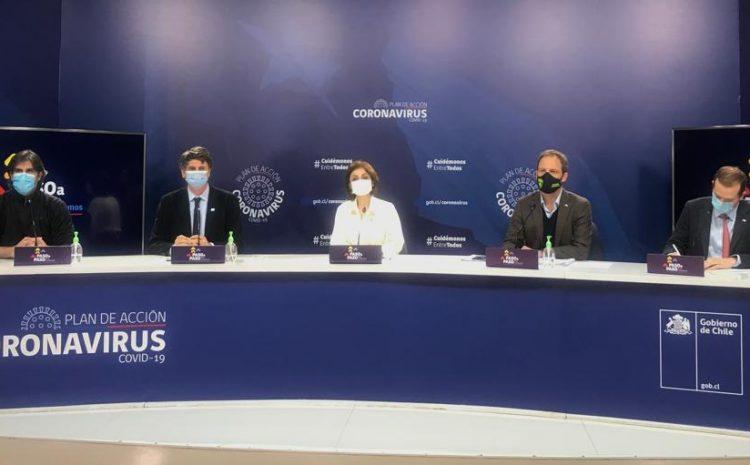 Minsal informó que hubo 1.741 nuevos casos y ya son 336.402 los contagiados con coronavirus