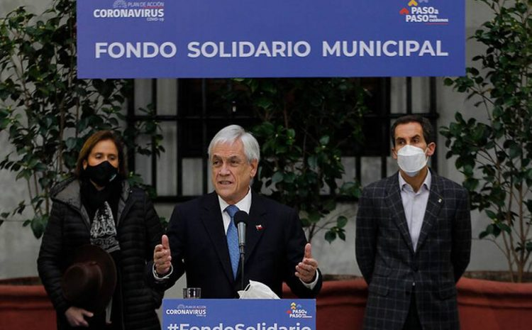 Más de 530 millones de pesos recibirán municipios del Choapa para apoyar el combate contra el Covid-19