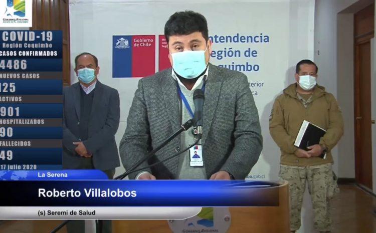 La Región registra 7 nuevos fallecidos y 125 contagios de Covid-19 este viernes