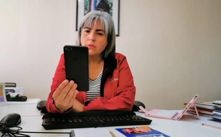Seremi de la Mujer destaca nueva guía digital de ayuda en contexto de violencia contra la mujer