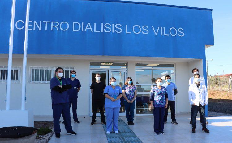 Con capacitaciones al personal de salud avanza nuevo Centro de Diálisis de Los Vilos