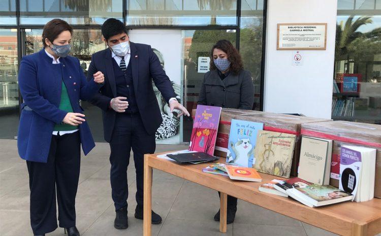 Buscan fomentar la lectura entre niños, jóvenes y adultos mayores durante la pandemia
