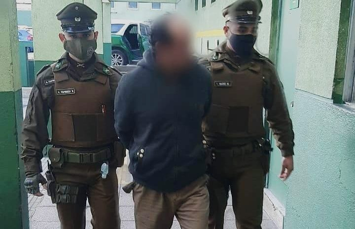 Carabineros detiene a hombre por femicidio frustrado en La Serena