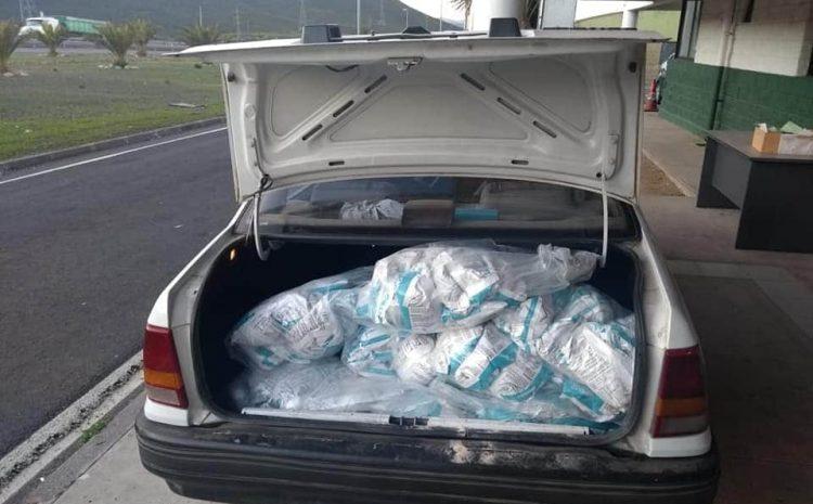 Carabineros detiene un sujeto por robo a camión  en Huentelauquén