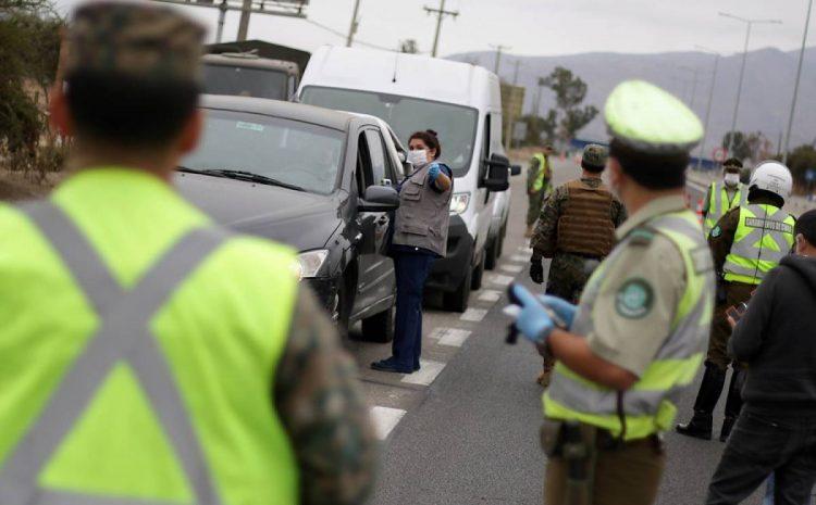 Gobierno y fuerzas de orden intensifican fiscalizaciones para el fin de semana largo