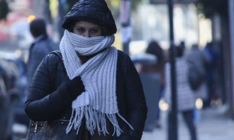 Se esperan bajas temperaturas y heladas locales en la zona precordillerana de la Región de Coquimbo