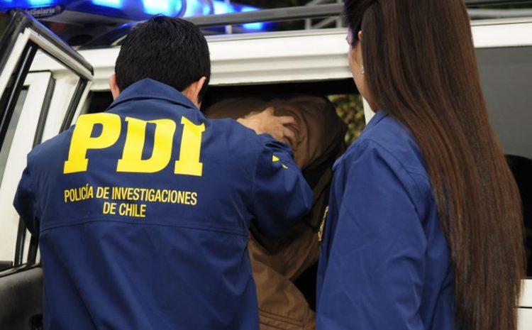 PDI detiene a presunto autor de homicidio en Pichidangui