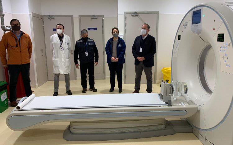 Escáner más moderno de la región, ya funciona en El Hospital Provincial de Ovalle