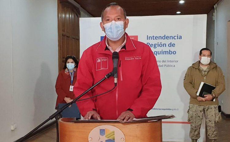 Región de Coquimbo registra 5 fallecidos y 88 casos nuevos de Covid-19