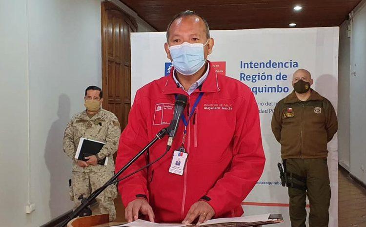 La Región suma 108 casos nuevos de Covid-19; de los cuales 7 corresponden a Illapel