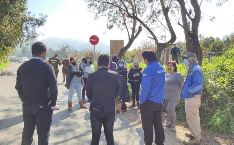 Alcalde de Illapel se reunirá con Aguas del Valle y vecinos de Peralillo para mediar conflicto por aguas en el sector