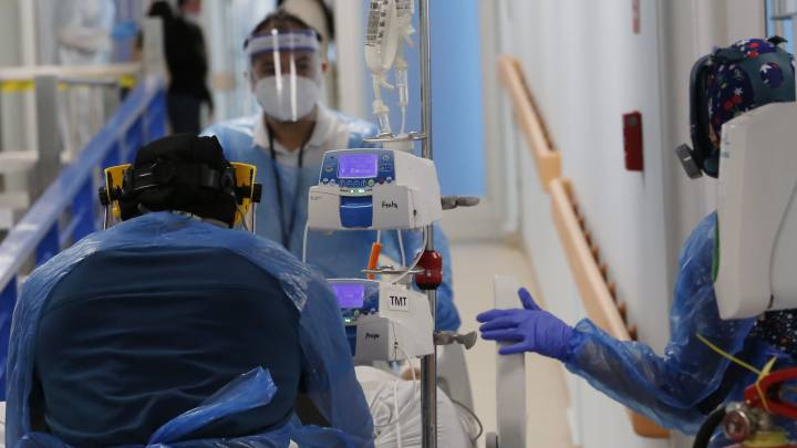 Minsal informó este jueves 1.739 contagios y 82 decesos producto del Coronavirus