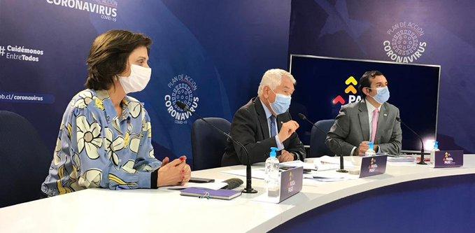 Minsal informó que hubo 1.762 nuevos casos de Coronavirus y 99 personas fallecidas