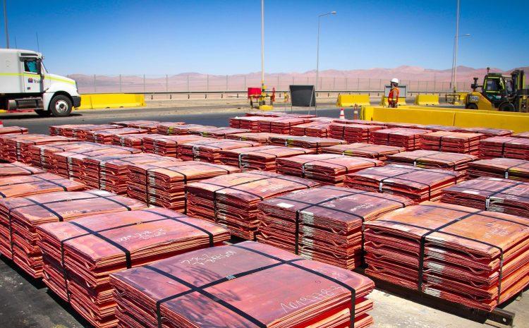 """Ministro Prokurica por precio del cobre: """"Vamos a tener una reactivación de la minería chilena"""""""