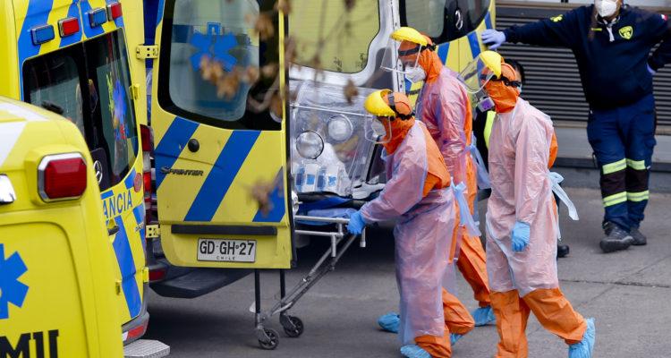 Minsal reporta 24 personas fallecidas y 1.372 nuevos casos de Covid-19