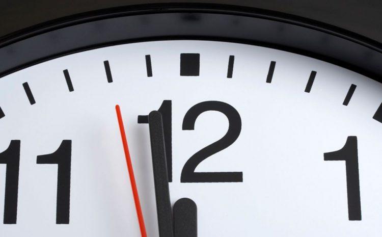 ¿Cuándo se cambia la hora? Se acerca el día en que hay que adelantar los relojes
