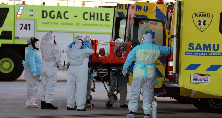 Illapel y Los Vilos registran 1 fallecido cada una, mientras que el Choapa suma 18 nuevos contagios