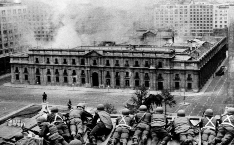 Septiembre 11, 1973, Santiago, Chile