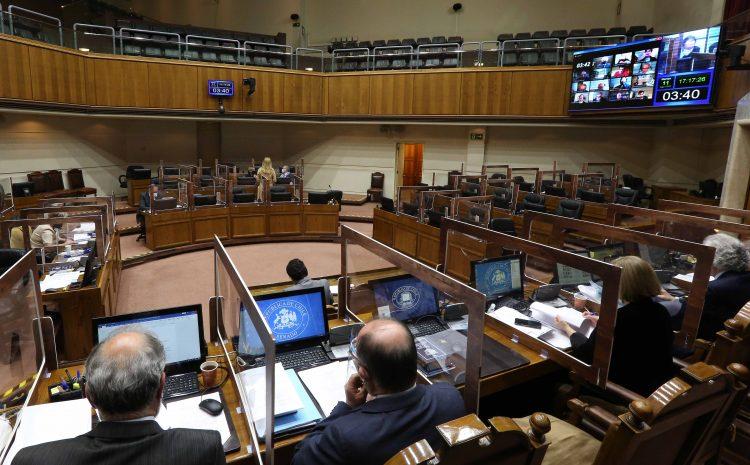 Se desecha informe de Comisión Mixta sobre reforma que termina con inhabilidades