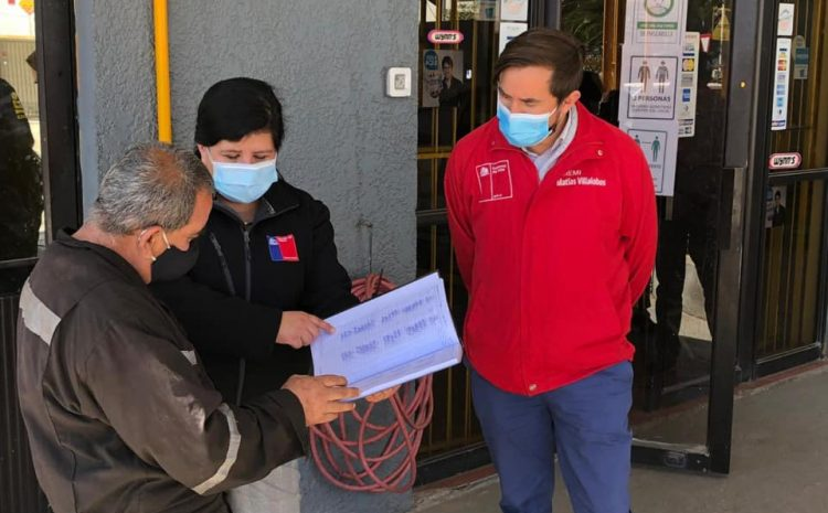 Dirección del Trabajo fiscaliza empresas no esenciales en cuarentena