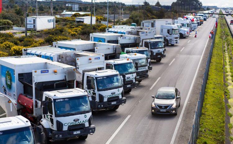 Piñera a camioneros tras fin del paro nacional: «Comprendemos y empatizamos con sus manifestaciones»
