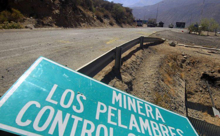 Ministro Briones visita Minera Los Pelambres y conoce protocolos sanitarios