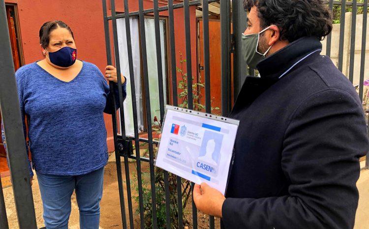 Encuesta Casen en Pandemia 2020 contempla protocolos sanitarios y abarcará más de 2.600 hogares de la Región de Coquimbo