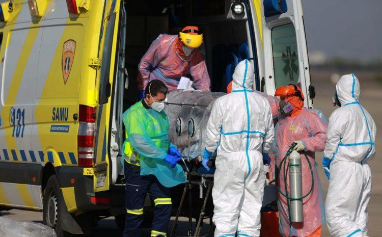 La región registra este sábado; 2 fallecidos y 56 casos nuevos de Covid-19