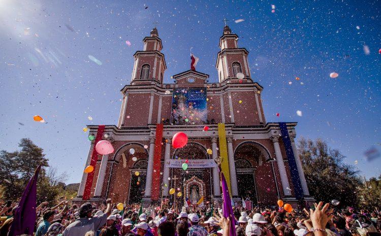 Autoridades llaman a seguir la Fiesta Chica de forma virtual y no trasladarse a Andacollo