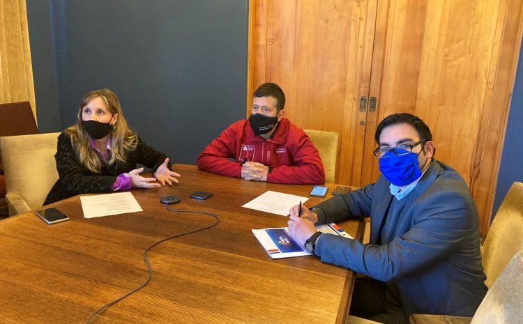 Pequeños y medianos emprendedores de la región conocen medidas de apoyo del Plan Paso a Paso Chile se Recupera