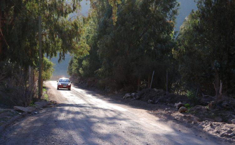En octubre las maquinarias comienzan a trabajar en la pavimentación de la ruta Huintil a Carén