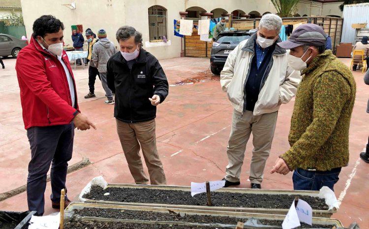 Personas en situación de calle elaboran productos en albergue de La Serena buscando futuros emprendimientos