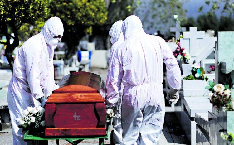 Este lunes se reportaron 1 fallecido en Los Vilos y 16 contagios nuevos en el Choapa por Coronavirus
