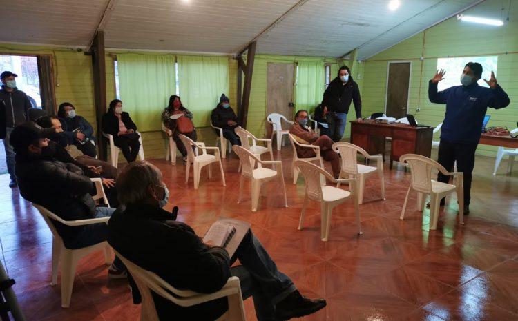 Alcalde de Illapel anunció a vecinos el inicio de los trabajos para diseño de sistema de alcantarillado para Peralillo