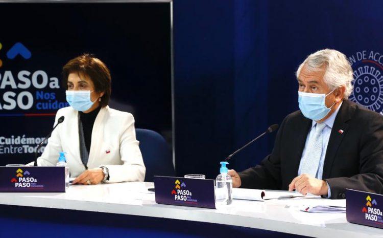 Minsal reporta este viernes 1.860 contagios y 69 fallecidos por Coronavirus