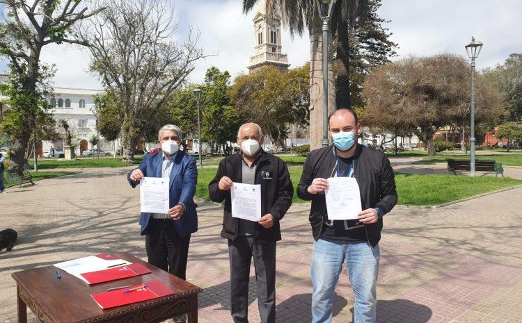 Alcaldes de La Serena, Coquimbo y Ovalle, envían carta a ministro Enrique Paris para revertir medida de permisos familiares en Fiestas Patrias