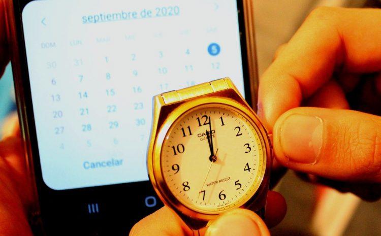 Seremi de Energía recuerda que este sábado comenzará el horario de verano