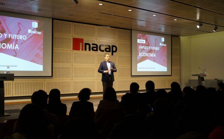 INACAP dicta charlas de publicidad, marketing digital y emprendimiento a participantes del FOSIS