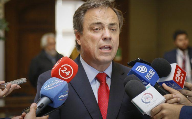 Diputado Francisco Eguiguren señala que no se puede confundir la reforma de pensiones con un retiro de 10%