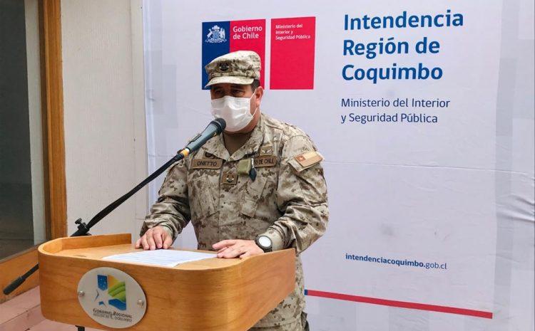 General Pablo Onetto dejará la Jefatura de la Defensa Regional