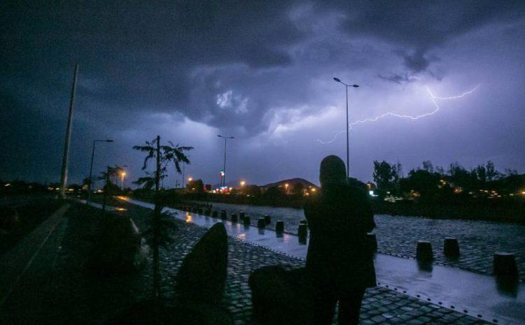 Pronostican probables tormentas eléctricas en la cordillera de la Región de Coquimbo