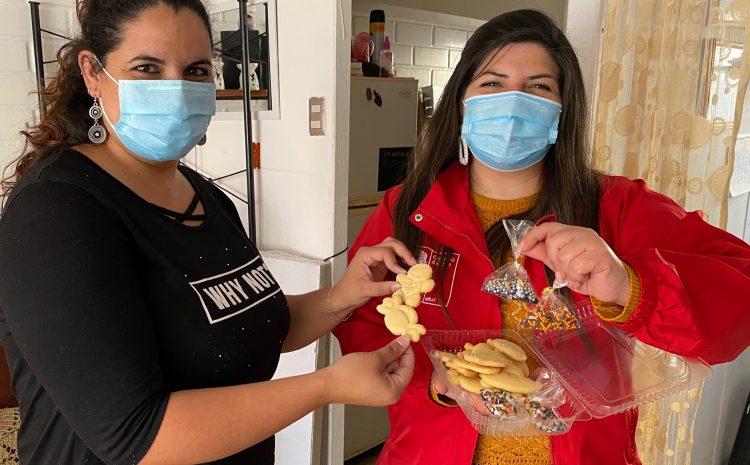 Emprendedora de Coquimbo ofrece alternativa para celebrar Halloween sin salir de casa