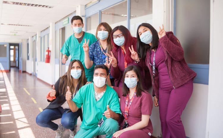 Hospital de Contingencia de Ovalle cierra sus puertas
